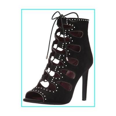 [BCBGeneration] Women's Cherries Suede Black Ankle-High Pump - 8M