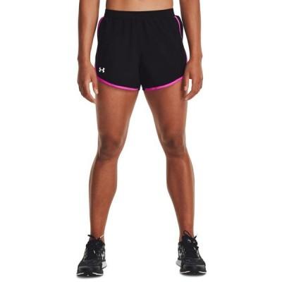 アンダーアーマー レディース ハーフパンツ・ショーツ ボトムス Women's Fly-By 2.0 Shorts