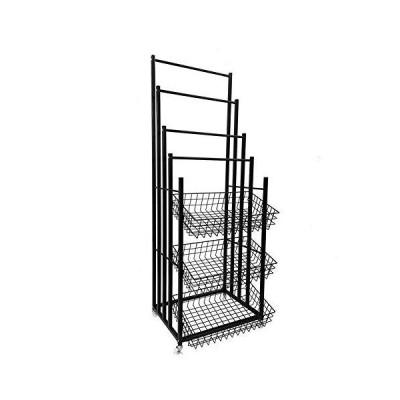 新品Umbrella Stand Wrought Iron Umbrella Stand Display Stand Floor Umbrella Shelf Multi-Function Umbrella Stand 60x45x170CM送料無料