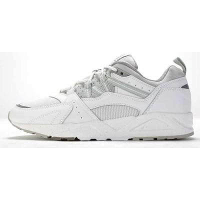 運動靴 カルフ KARHU FUSION 2.0 F804032 BRIGHT WHITE/STORM GREY (msrp: $140)