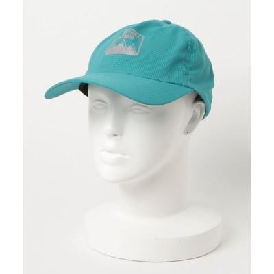 JUGLANS / DOT AIR REFLECTOR PRINT LOW CAP WOMEN 帽子 > キャップ