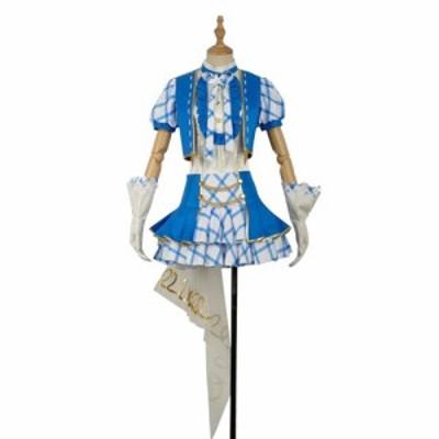 グランブルーファンタジー アイドルジータ キャラクター コスプレ衣装 COS 高品質 新品 Cosplay アニメ コスチューム