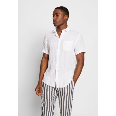セリオ シャツ メンズ トップス RACARA - Shirt - white