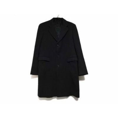ピオンボ PIOMBO コート サイズ46 XL メンズ ダークグレー 冬物【中古】20200517