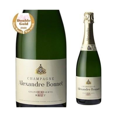 ワイン アレクサンドル ボネ グランレゼルヴ 750ml シャンパーニュ シャンパン 母の日 父の日