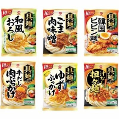キッコーマン 具麺 6種類アソートセット(1セット)[つゆ]