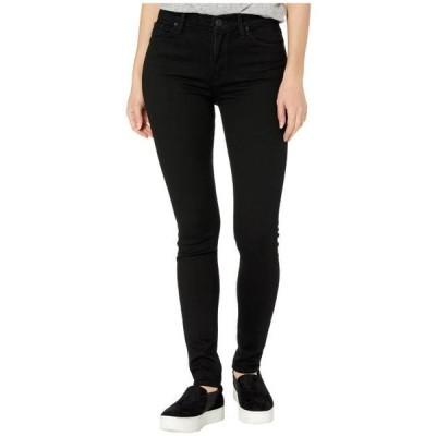 レディース パンツ Barbara High-Waist Super Skinny in Black