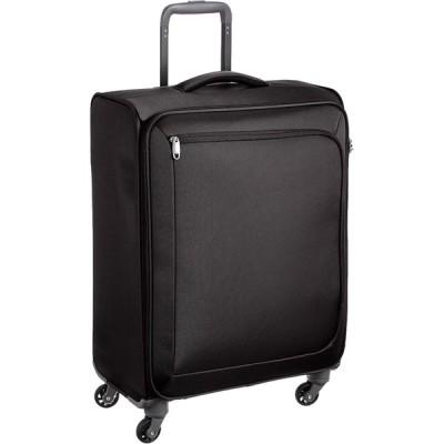 [エース トーキョー] スーツケース ロックペイントSS 58L 2.8kg TSAダイヤルファスナーロック 55 cm ブラック