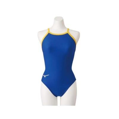 ミズノ(MIZUNO) ジュニア 水泳 競泳練習用 ガールズ ミディアムカット N2MA198127 (キッズ)