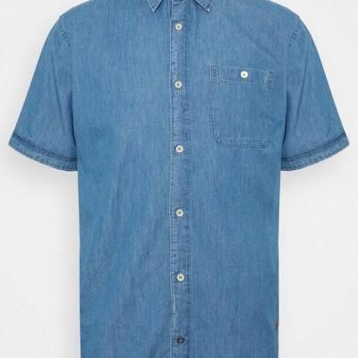 ジャックアンドジョーンズ メンズ シャツ Shirt - light blue denim