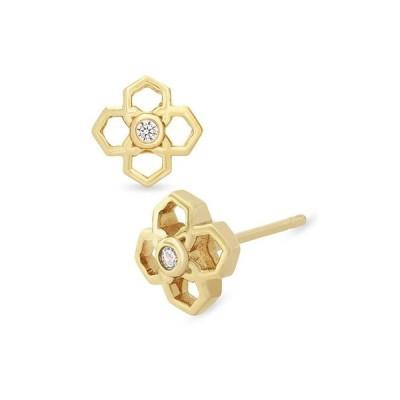 ケンドラスコット レディース ピアス・イヤリング アクセサリー Medallion Stud Earrings