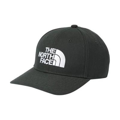 ノースフェイス(THE NORTH FACE) TNFロゴキャップ TNF Logo Cap ニュートープダークグリーン NN02135 ND 帽子 タウンユース アウトドア UV対策 日よけ