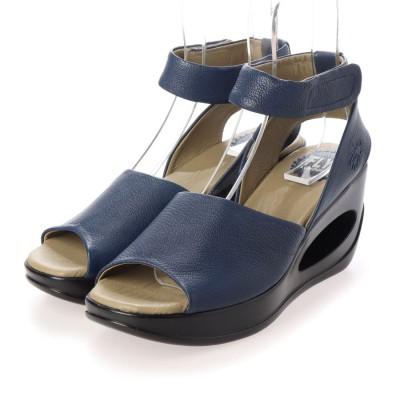 ヨーロッパコンフォートシューズ EU Comfort Shoes サンダル (ブルー)