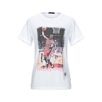 OJI® T シャツ ホワイト S コットン 100% T シャツ
