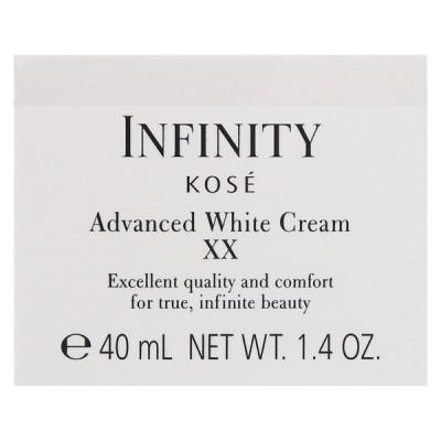 コーセー インフィニティ アドバンスト ホワイト クリーム XX 美白クリーム 付けかえ用 40g
