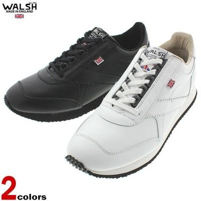 ウォルシュ WALSH スニーカー ボイジャー VOYAGER ホワイトレザー (VOY50007) ブラックレザー (VOY50006)
