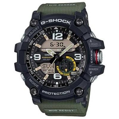 腕時計 メンズ カシオ CASIO Gショック G-SHOCK GG-1000-1A3JF 国内正規 ブラック