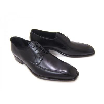 フランコ ルッチ/FRANCO LUZ FL543-BLK ブラック 紳士靴 スワールモカ ビジネス 送料無料