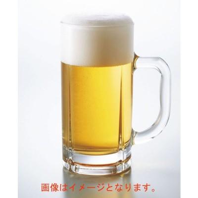 ガラス製品 ジョッキ435 (3個入) [D76 x 157(最大径118-76)mm435cc]  料亭 旅館 和食器 飲食店 業務用