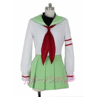 輪るピングドラム 荻野目苹果 桜花御苑女子制服風 コスプレ衣装 cosplay コスチューム
