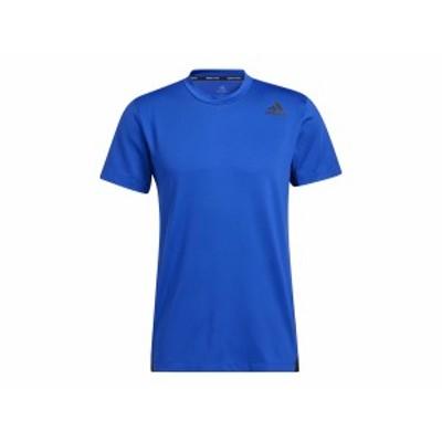 アディダス adidas エアロモーション AERO MOTION Tシャツ メンズ 春 夏 ブルー 青 スポーツ トレーニング 半袖 Tシャツ BM508-H29177