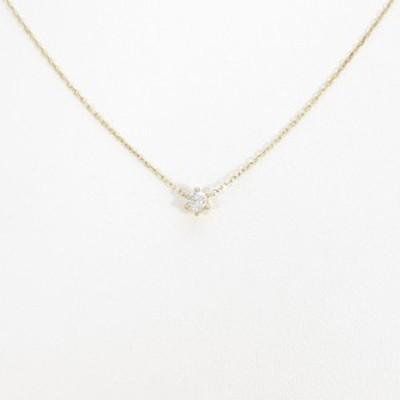【中古品】アーカー ロシアン ダイヤモンド ネックレス