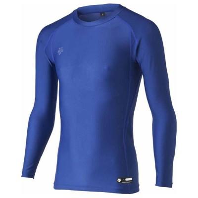 デサント 野球・ソフトボール用アンダーシャツ(ROY・サイズ:M) DESCENTE DEOFIT 丸首長袖パワーシャツ DS-STD667-ROY-M 返品種別A