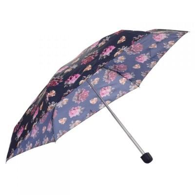 フルトン Fulton レディース 傘 Rose Umbrella Navy