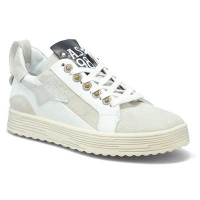 エーエス98 スニーカー シューズ レディース Yale Sneaker Bianco