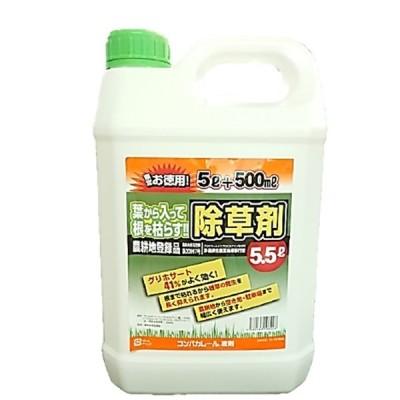 農薬 除草剤 コンパカレール  5.5L