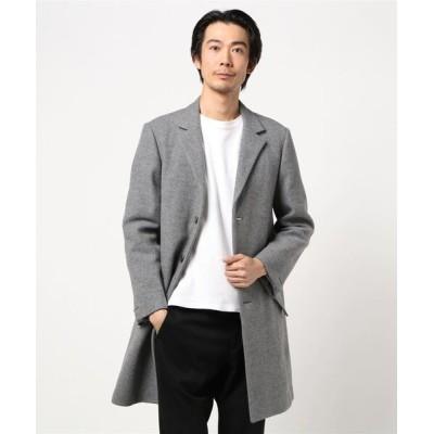 realize / 【Bs】【it】【KURO(クロ)】CHESTER FIELD COAT MEN ジャケット/アウター > チェスターコート