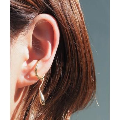 《mia trim》片耳メタルイヤーカフ