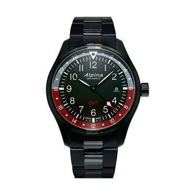 Alpina Men's Swiss Quartz Sport Watch with Stainless Steel/Black PVD Strap, 21 (Model: AL-247BR4FBS6B)_並行輸入品