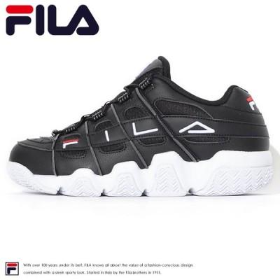 FILA フィラ スニーカー シューズ ボックスロゴ刺繍 FILA BARRICADE XT LOW (F0414)