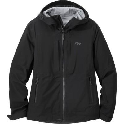 アウトドアリサーチ OUTDOOR RESEARCH レディース ジャケット アウター Carbide Pertex Shield Waterproof Snow Jacket Black