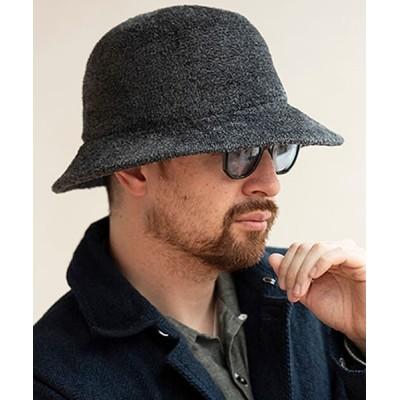 THE MILES / Mighty Shine マイティシャイン VELOUR BELL HAT / ベロアベルハット MEN 帽子 > ハット