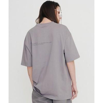 tシャツ Tシャツ IRONY PORNO/WINGS LETTERING Tシャツ 2949536
