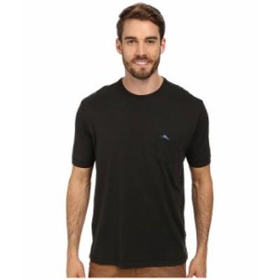 トッミーバハマ メンズ シャツ トップス New Bali Skyline T-Shirt Black