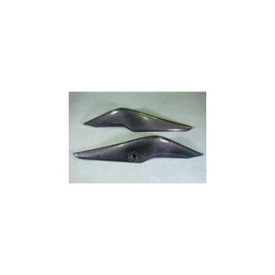 CBR250R(11〜13年) シートカウル 左右セット FRP/黒 A-TECH(エーテック)