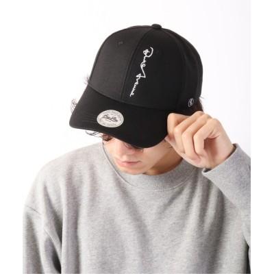 FUNALIVE / 【CHAMP-DE-MARS】6パネルエンブロイダリーキャップ MEN 帽子 > キャップ