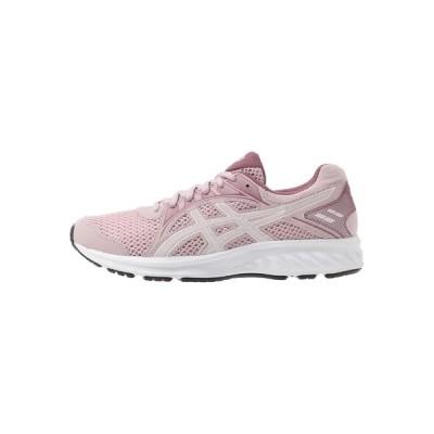 アシックス シューズ レディース ランニング JOLT 2 - Neutral running shoes - watershed rose/white