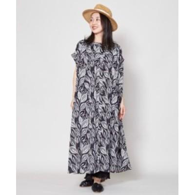 チャイハネ 公式 [マリーラワンピース] エスニック アジアン  ファッション ワンピース IDS-1417