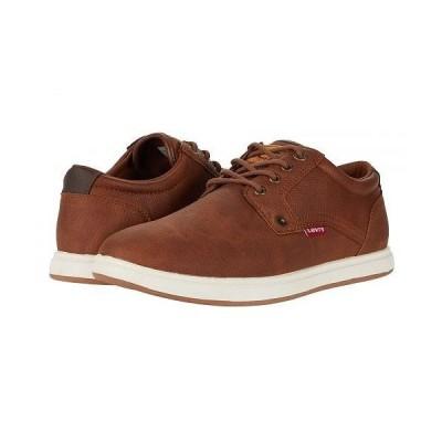 Levi's(R) Shoes リーバイス メンズ 男性用 シューズ 靴 オックスフォード 紳士靴 通勤靴 Arnold Tumbled WX UL/NB - Tan/Brown