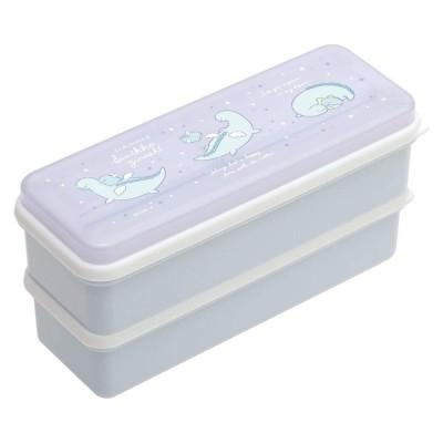 San-X はし付2段ランチ(S/G) KA08602 すみっコぐらし ランチマーケット [ランチボックス] ランチボックス・弁当箱