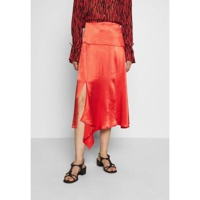 インウェア スカート レディース ボトムス DENISEIW SKIRT - A-line skirt - spicy red