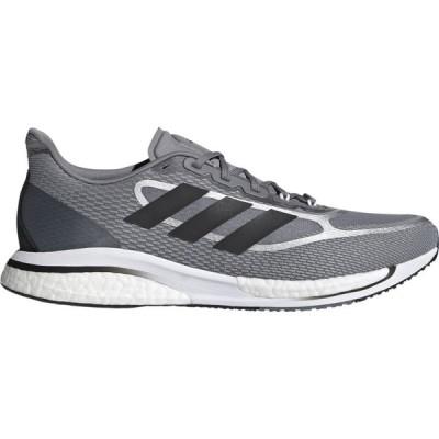 アディダス adidas メンズ ランニング・ウォーキング シューズ・靴 Supernova+ Grey Three/Core Black/Blue Oxide