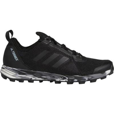 アディダス Adidas レディース ハイキング・登山 シューズ・靴 Terrex Agravic Speed Shoes Black/Black/Ash Grey
