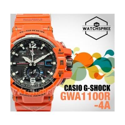 腕時計 カシオ Casio G-Shock Aviation GravityMaster Series Watch GWA1100R-4A