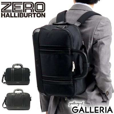 正規品5年保証 ゼロハリバートン ブリーフケース ZERO HALLIBURTON ビジネスバッグ Nylon Three-Way Expandable Briefcase 3WAY B4 メンズ 81005