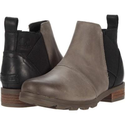 ソレル SOREL レディース ブーツ シューズ・靴 Emelie Chelsea Quarry